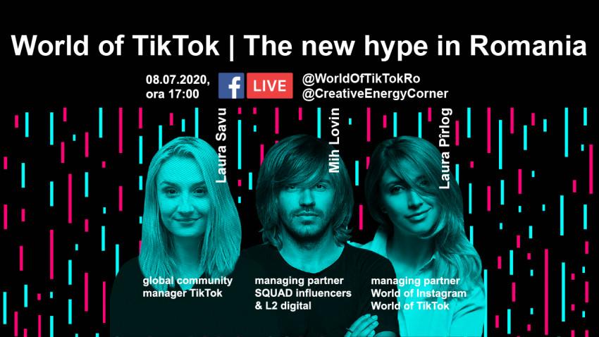 TikTok a ajuns rapid printre cele mai descarcate aplicatii din iOS si Android, cu peste 2 mld instalari la nivel global si peste 3 milioane in Romania