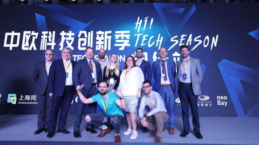 Laboratoruldesosete, prima afacere românească premiată pentru inovație în China