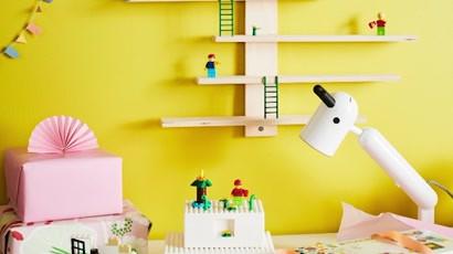 IKEA® si LEGO Group lanseaza BYGGLEK