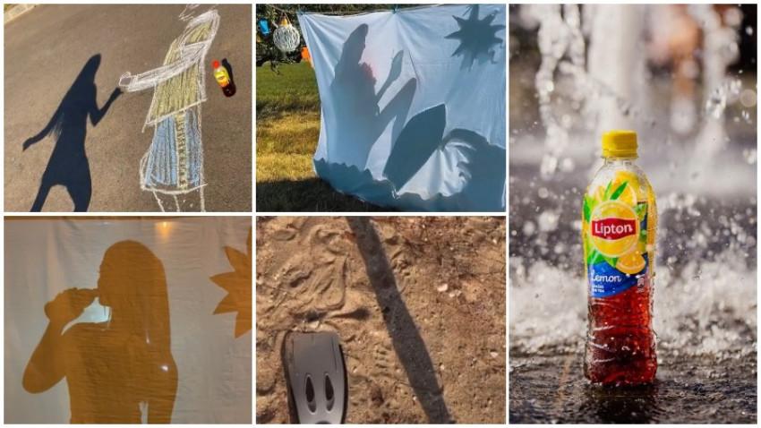 #LiptonSunPlay, noul challenge care a cucerit consumatorii de pe TikTok