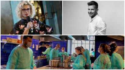 [UnViitorMaiBun] Povestea #ACUM. Un restaurant de fine dining transformat într-o bucătărie comunitară pentru a dona #OMasăDeNeprețuit celor din linia întâi și persoanelor vulnerabile