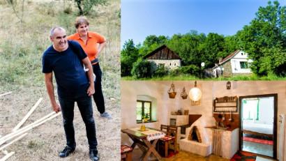 """[Smart travel]Monica și Mihai Miculescu: Am văzut că oamenilor le place să nu fie deranjați. Le plac liniștea și izolarea. Și în plus, contactul cu """"vechiul"""""""