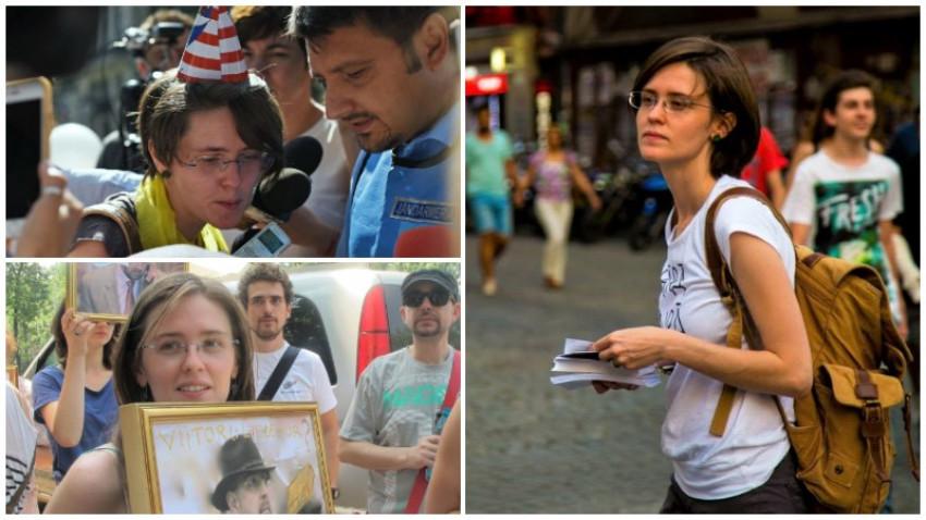 Irina Zamfirescu, ActiveWatch: Deși sunt adepta hedonismului, a traiului împăcat, pentru un activist rare sunt momentele de serenitate