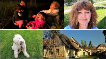 [Smart travel]Emma Popa-Radu: Cei care ajung la noi cauta o imbinare intre traditional si confort, intre amprenta satului Viscri si un strop de poezie