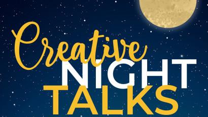Creative Night Talks – platformă de conferinţe online marca Revista Atelierul