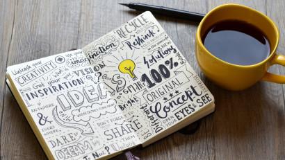 7 cărți pentru cei creativi, de la Libris.ro