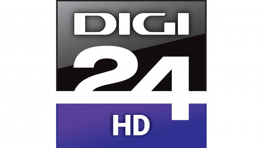 Digi24 și digi24.ro continuă să fie lideri de audiență și trafic