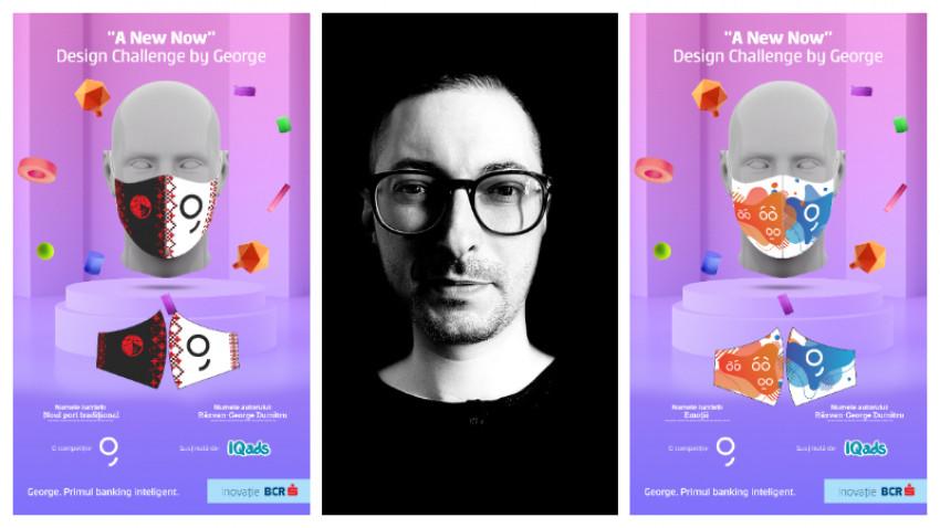 [A New Now] Razvan George Dumitru: Masca e un bling tocmai pentru că întâmpina greutăți în adopția beneficiilor dovedite ale utilizării corecte