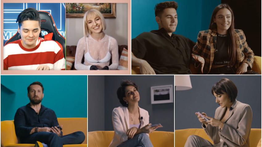 Ce spun vedetele că se află în dispozitivele lor – Selly, Lidia Buble, Dani Oțil, Andreea Remețan, Sweet Paprika, Alexia Eram și Mario Fresh în rolul principal