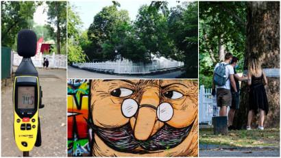 O lupta cat o vara pentru salvarea parcului Cismigiu