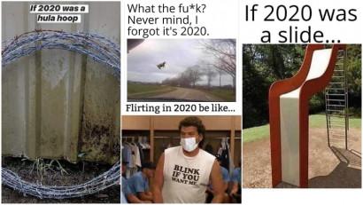 Dacă 2020 ar fi un meme