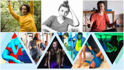 AREAL. Laboratorul artistic unde se întâlnesc dansul, improvizația, arta participativă și toate formele coregrafice