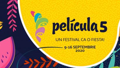 A 5-a ediție Película: filme online și în aer liberîntre 9 și 16 septembrie 2020