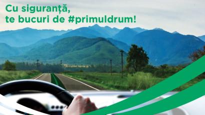 Enterprise Romania - Cu siguranta te bucuri de #PrimulDrum