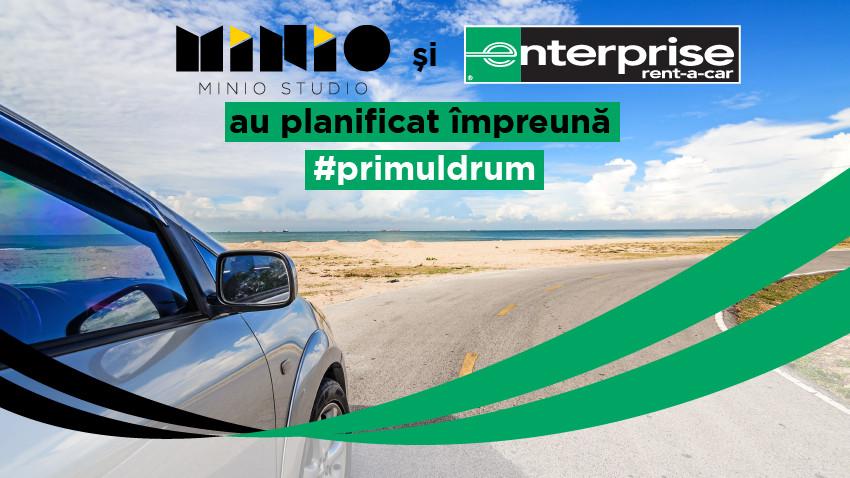 Enterprise România și Minio Studio au încurajat românii să facă #PRIMULDRUM în siguranță