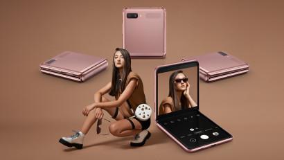 Technology meets fashion: Samsung lansează Prêt-à Z Flip, prima colecție inspirată de Galaxy Z Flip 5G, în colaborare cu Fashion Days