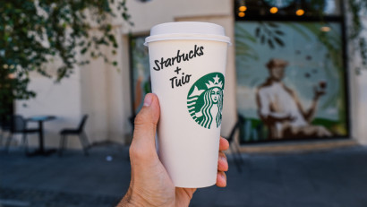 Tuio este noua agenție de brand a Starbucks România