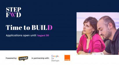 StepFWD face un parteneriat cu Orange România pentru a oferi noi oportunități startup-urilor din program