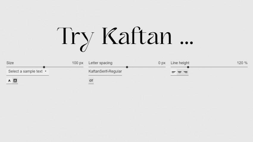 Kaftan Serif by Victor Bartis esteLucrarea Lunii Iulie în Top 3 ADC