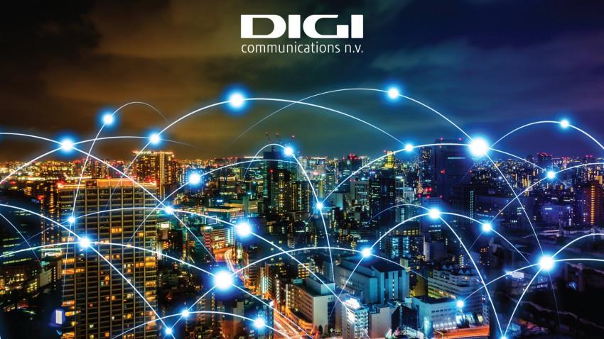 Grupul Digi Communications anunță rezultatele financiare pentru al doilea trimestru al anului, încheiat la 30 iunie 2020