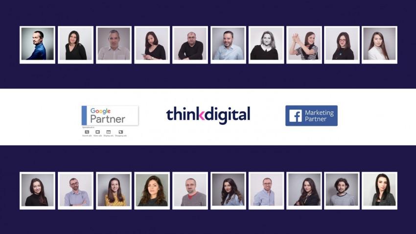 Thinkdigital a devenit Google Partner și Marketing Partner Facebook
