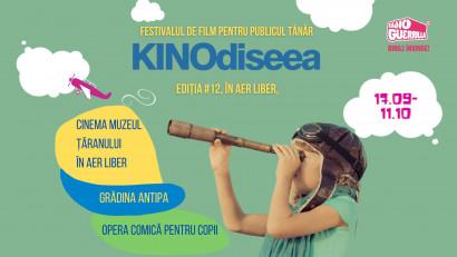 Începe un weekend plin de premiere la KINOdiseea.Ce filme vedem în weekendul 25 – 27 septembrie