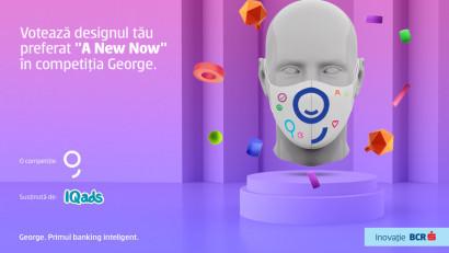 """Mastile lui 2020 sunt aici. Voteaza cel mai bun design la """"A New Now"""" Design Challenge by George"""