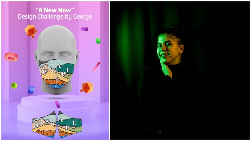 [A New Now] Andreea Preda: Masca ne-a ajutat să ieșim din casă, să intrăm într-un supermarket, să ne vedem prietenii, masca a fost tot timpul cu noi