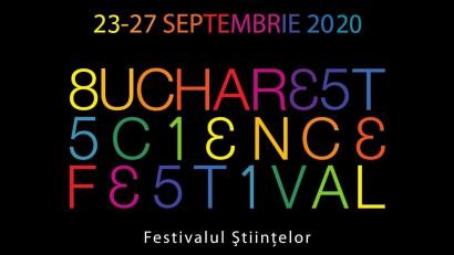 Începe Bucharest Science Festival 2020ediție specială, exclusiv online
