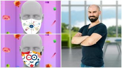 [A New Now] George Pau: Anul 2020 fara masca ar fi unul tare ciudat