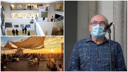 Călin Dan, directorul MNAC: Orice muzeu care vrea să devină atractiv pentru un public variat în acest an nefast trebuie să aibă un spirit de gherilă