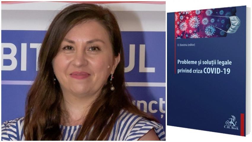 Oana Dimitriu: Am ales autori care sunt curajoși prin ceea ce scriu și nu așteaptă să scrie alții înainte să se exprime.