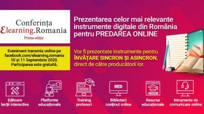 Ascendia anunță conferința eLearning România, prin care prezintă profesorilor soluțiile digitale pentru educația online