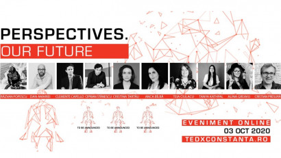 TEDxConstanța 2020 Perspectives. Our future!