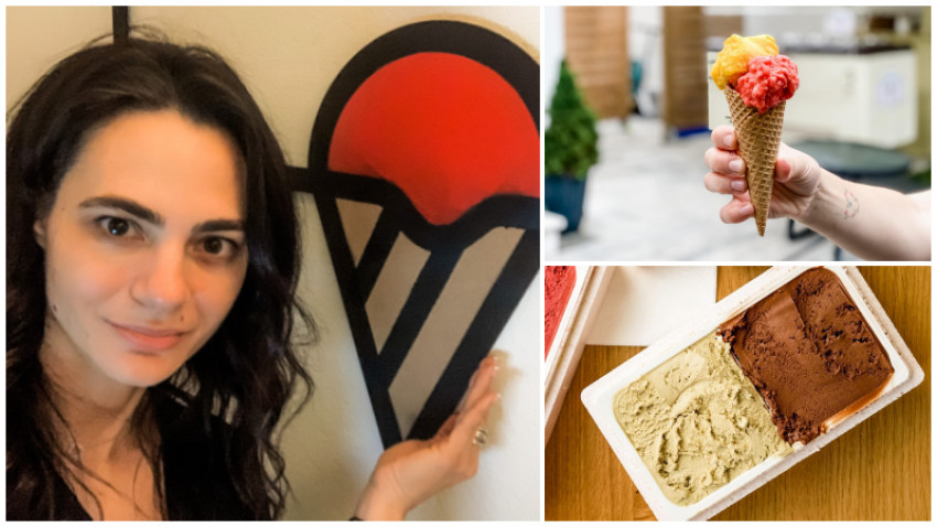 [Optimism de business]Simona Retevoescu, Friddi: Am simțit că înghețata livrată acasă se transformase într-un fel de simbol al unei normalități pierdute
