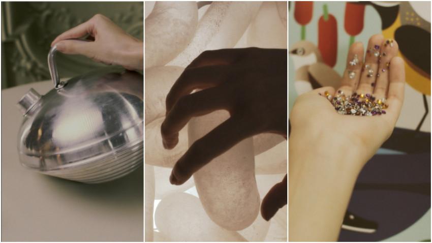 Kubis creează o serie de șase videouri imersive care explorează prin sunet obiectele prezente în expoziția Design Flags de la Qreator by IQOS