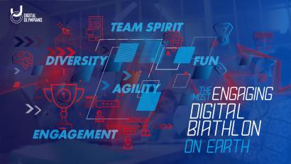 UNIVERSUM, împreună cu OMV Petrom, lansează Digital Olympians, primul campionat digital dedicat mediului corporate