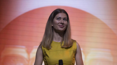 Eliza Calciu Șerban se alătură echipei PepsiCo în calitate de Senior Marketing Manager, la divizia de Snacks, în regiunea Balcanilor de Est