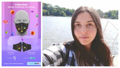 [A New Now] Alexandra Popa: Masca se asortează cu starea de bine a celui ce o poartă și a celor din jur