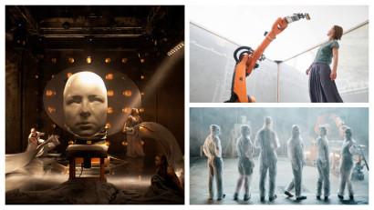 Who Am I? Spectacolul care explorează relația om-robot