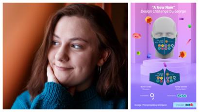 [A New Now] Ștefana Maxim: Deși suntem acoperiți de măști, încă putem empatiza cu emoțiile celorlalți