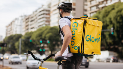 Glovo, disponibil în două noi orașe