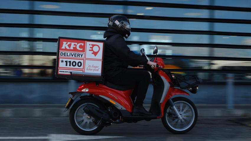 KFC lansează platforma proprie de comenzi online - delivery.kfc.ro - și continuă investițiile în zona de livrare