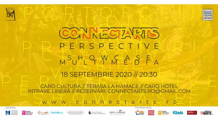 """Proiectul """"ConnectArts – Perspective"""" se pregătește să vă încânte"""