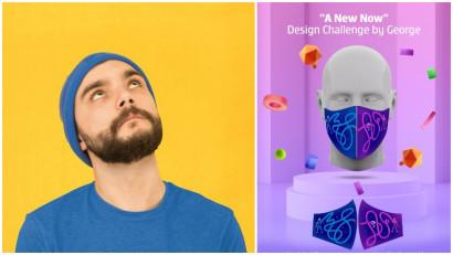 [A New Now] Mihai Stoica: Putem să facem din mască noul tricou cu mesaj