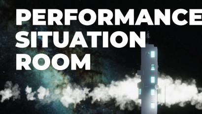 Performance Situation Room – spațiul în care noile tehnologii media se întâlnesc cu artele performative