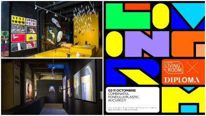 Noul val creator 2020 distilat în micro-universuri curatoriate de IQOS Living Room & DIPLOMA