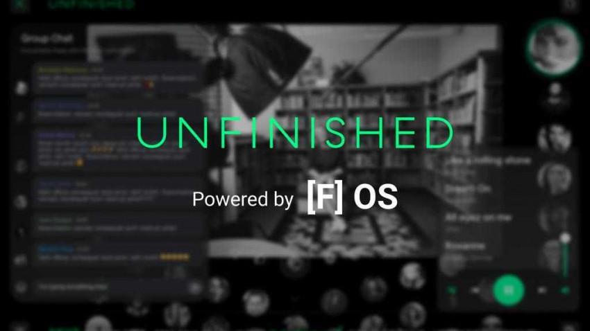 UNFINISHED prezintă [F] OS - o nouă platformă pentru conferințe, evenimente și festivaluri online