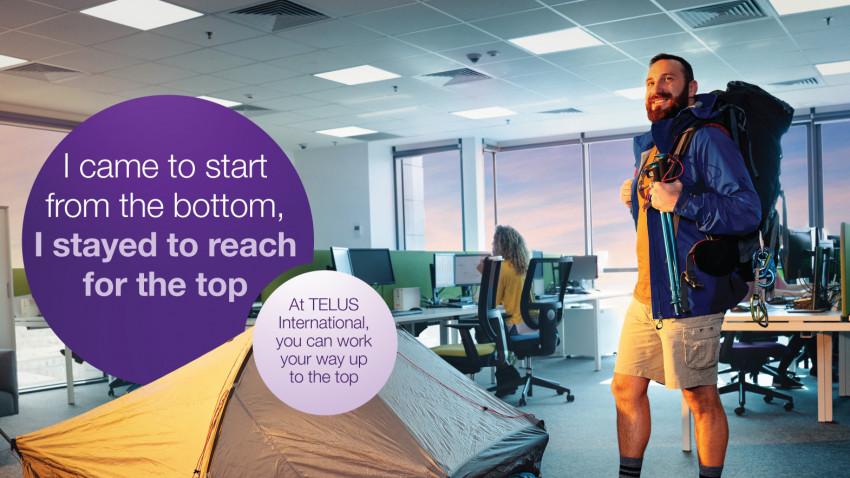 Mullen semnează o campanie de employer branding pentru TELUS International Romania, invitând candidații să descopere de ce #ItsDifferentHere