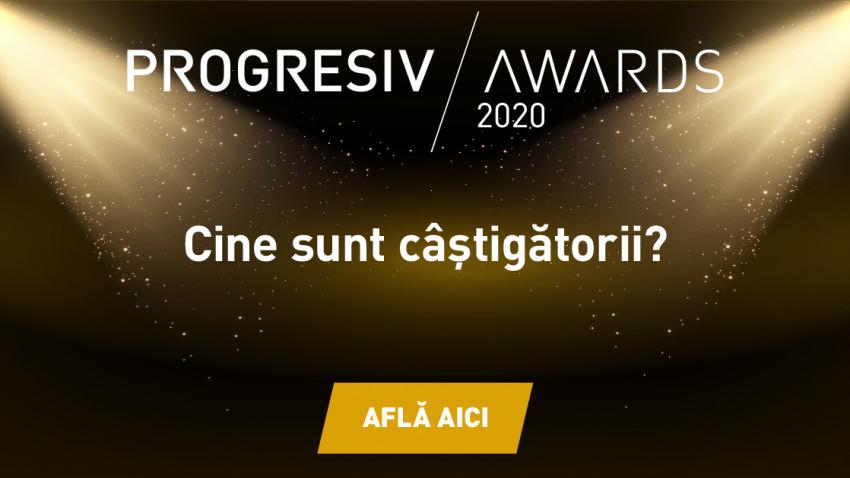 Progresiv Awards și-a desemnat câștigătorii